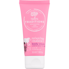 Treets Traditions Relaxing Chakra's Body Cream Mini