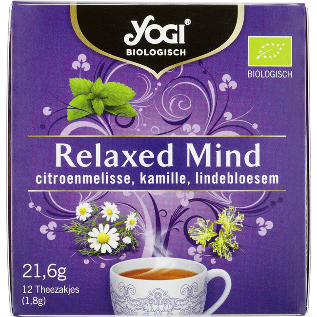 Yogi Thee Relaxed Mind