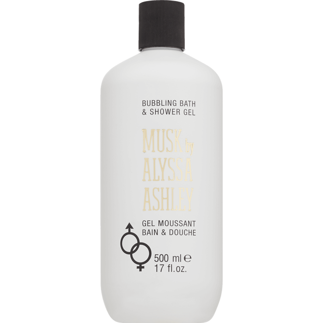 Alyssa Ashley Musk Bath & Showergel