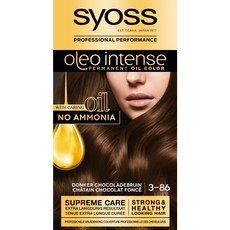 Syoss Oleo Intense Permanent Oil Color 3-86 Donker Chocoladebruin