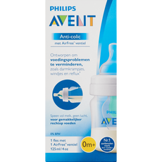 Philips Avent Anti-Colic Zuigfles 125 ML
