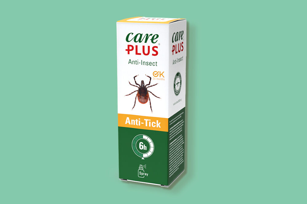 Care Plus Anti-Tick